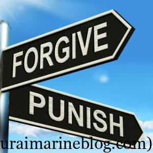 """Forgive Punish Signpost Means Forgiveness Or Punishment"" by Stuart Miles @ FreeDigitalPhotos.Net"