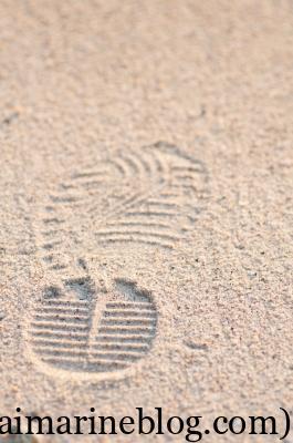 """Foot Print"" by arztsamui @ FreeDigitalPhotos.net"